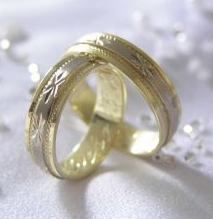 Catholic wedding bands