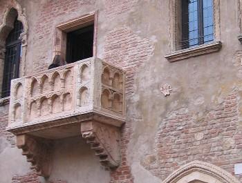 Romeo And Juliet S Balcony